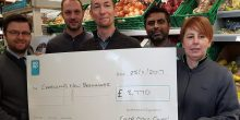 A big thank you to Co-op Members